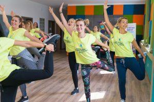 Zajęcia taneczne z Mobilną Szkołą Tańca Paaro