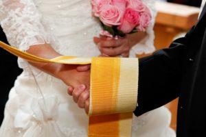 Msza Św. z odnowieniem przyrzeczeń małżeńskich
