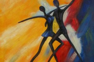 """""""Para w ruch!""""- warsztat rozwoju przez ruch, taniec i pracę z ciałem"""
